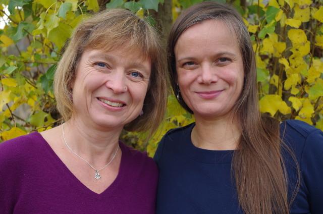 Sabine und Smita